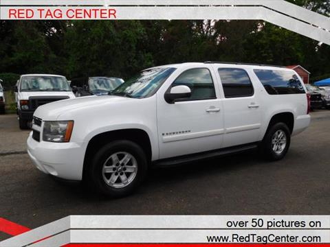 2008 Chevrolet Suburban for sale in Capitol Heights, MD