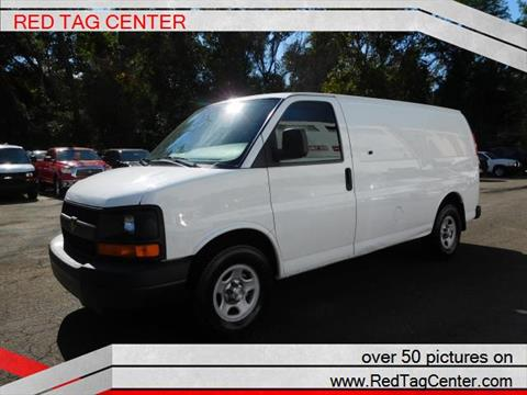2008 Chevrolet Express Cargo for sale in Capitol Heights, MD
