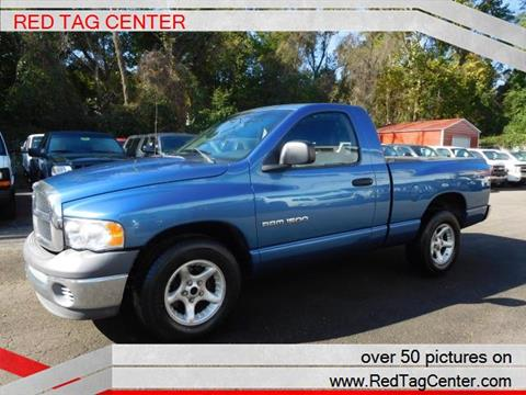 2002 Dodge Ram Pickup 1500 for sale in Capitol Heights, MD