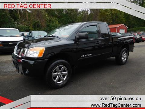 2012 Nissan Titan for sale in Capitol Heights, MD
