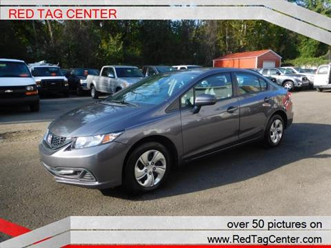 2014 Honda Civic for sale in Capitol Heights, MD