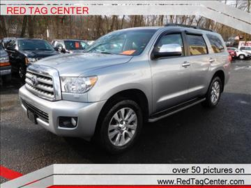 2012 Toyota Sequoia for sale in Capitol Heights, MD