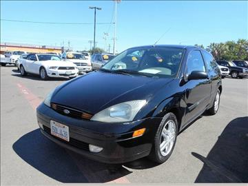 2003 Ford Focus for sale in Sacramento, CA