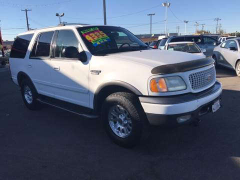 2000 Ford Expedition for sale in Sacramento, CA