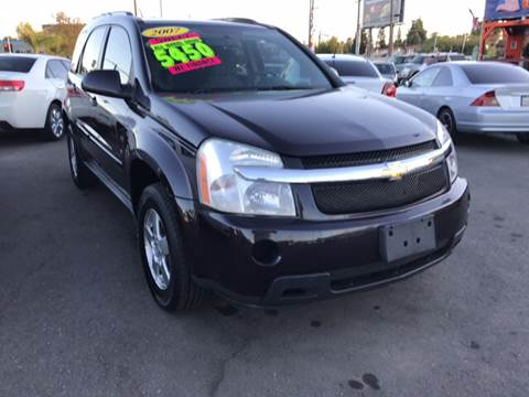 2007 Chevrolet Equinox for sale in Sacramento, CA