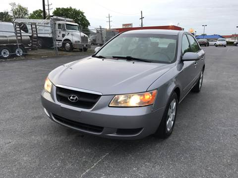2007 Hyundai Sonata for sale in Wilmington, DE