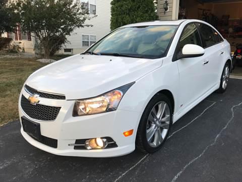 2013 Chevrolet Cruze for sale in Wilmington, DE