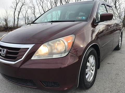 2009 Honda Odyssey for sale in New Castle, DE