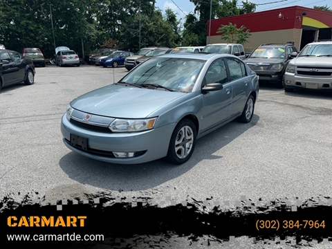 2003 Saturn Ion for sale in New Castle, DE