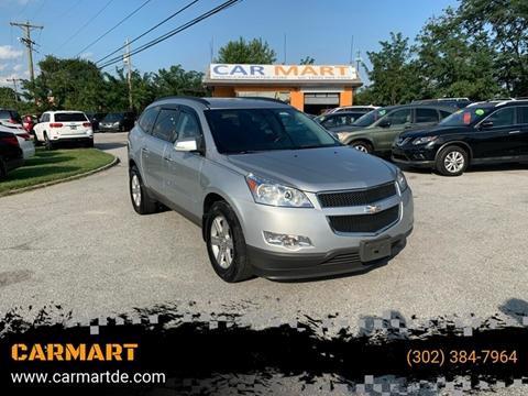 Used Cars In Delaware >> 2010 Chevrolet Traverse For Sale In New Castle De