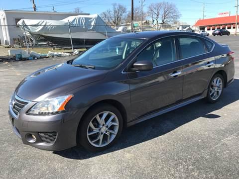 2013 Nissan Sentra for sale in Wilmington, DE