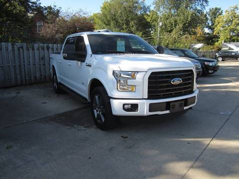 2016 Ford F-150 for sale in Fairbury, IL