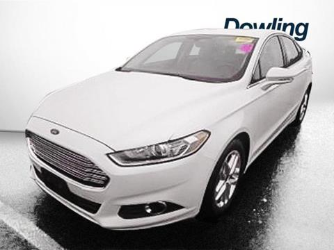 2014 Ford Fusion for sale in Cheshire CT