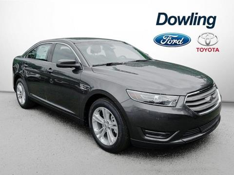 2017 Ford Taurus for sale in Cheshire, CT