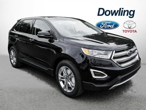 2017 Ford Edge for sale in Cheshire, CT