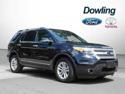 2015 Ford Explorer for sale in Cheshire, CT