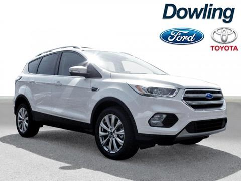 2017 Ford Escape for sale in Cheshire CT