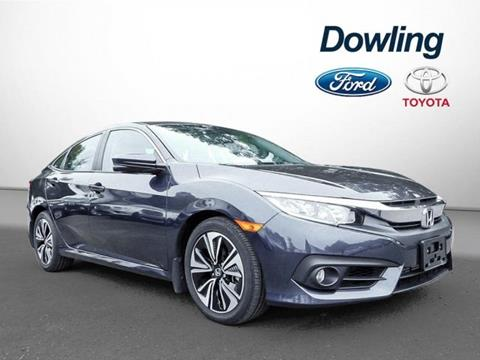 2016 Honda Civic for sale in Cheshire, CT
