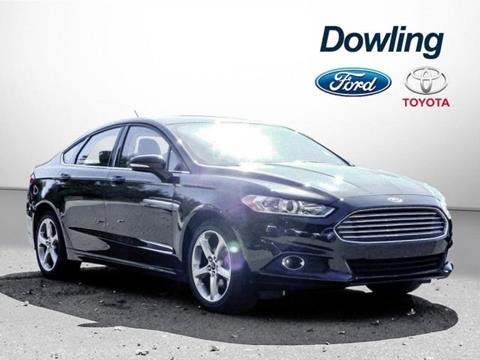 2015 Ford Fusion for sale in Cheshire CT