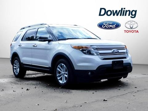 2015 Ford Explorer for sale in Cheshire CT