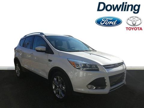 2014 Ford Escape for sale in Cheshire, CT