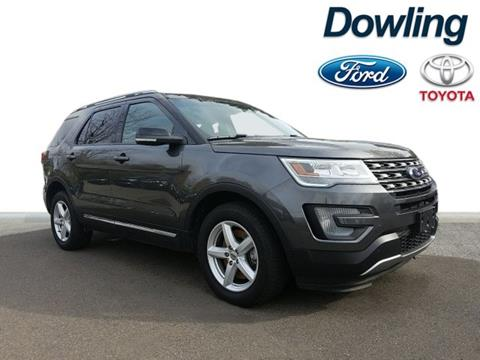 2016 Ford Explorer for sale in Cheshire CT