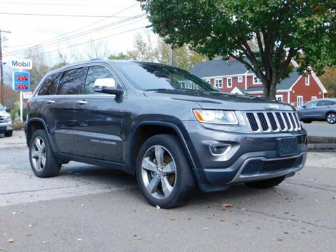 2014 Jeep Grand Cherokee for sale in Cheshire CT