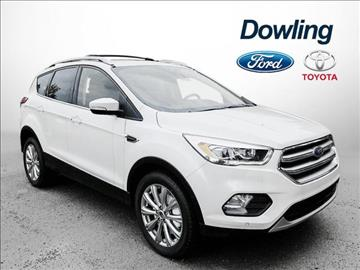 2017 Ford Escape for sale in Cheshire, CT