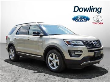 2017 Ford Explorer for sale in Cheshire, CT