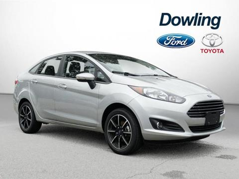 2016 Ford Fiesta for sale in Cheshire, CT