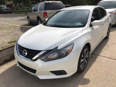2016 Nissan Altima for sale at 3M AUTO GROUP in Elkhart IN