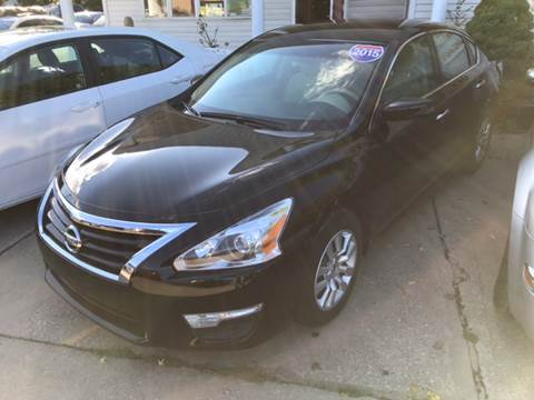 2015 Nissan Altima for sale in Elkhart, IN