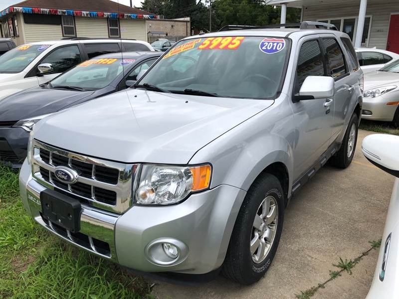 2010 Ford Escape for sale at 3M AUTO GROUP in Elkhart IN