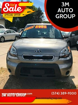 2011 Kia Soul for sale at 3M AUTO GROUP in Elkhart IN