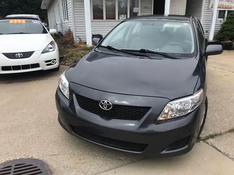 2010 Toyota Corolla for sale in Elkhart, IN
