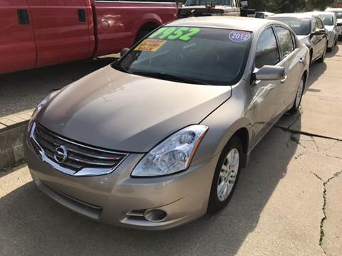 2012 Nissan Altima for sale in Elkhart, IN