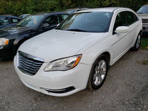 2013 Chrysler 200 for sale in Dallas, GA