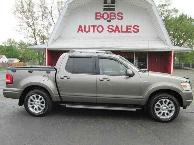 2007 Ford Explorer Sport Trac for sale at Bob's Auto Sales in Canton OH