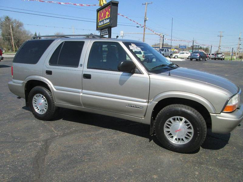 2001 GMC Jimmy for sale at Bob's Auto Sales in Canton OH