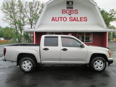 2005 GMC Canyon for sale at Bob's Auto Sales in Canton OH