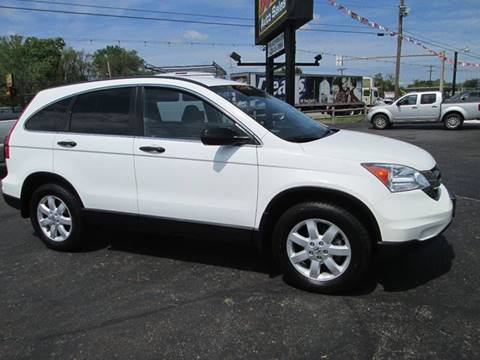 2011 Honda CR-V for sale at Bob's Auto Sales in Canton OH