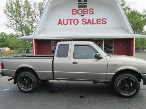 2005 Ford Ranger for sale at Bob's Auto Sales in Canton OH