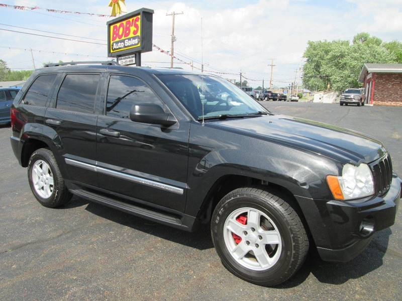 2005 Jeep Grand Cherokee for sale at Bob's Auto Sales in Canton OH