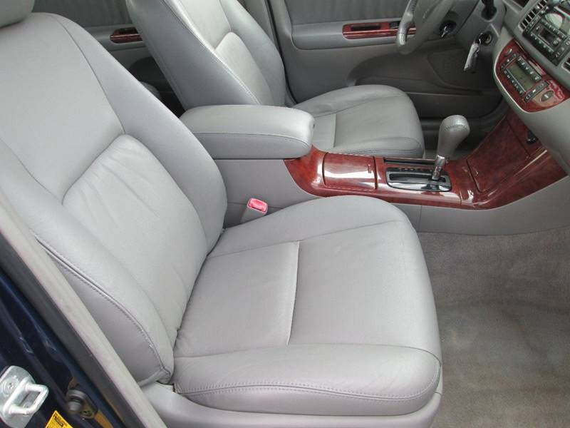 2005 Toyota Camry for sale at Bob's Auto Sales in Canton OH