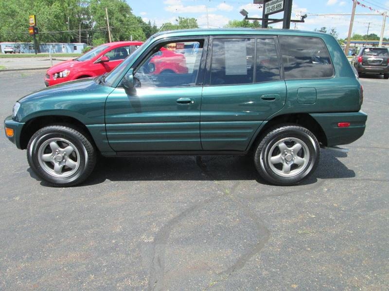 1999 Toyota RAV4 for sale at Bob's Auto Sales in Canton OH