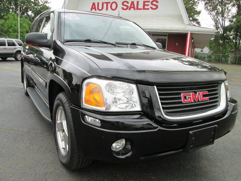 2004 GMC Envoy XUV for sale at Bob's Auto Sales in Canton OH