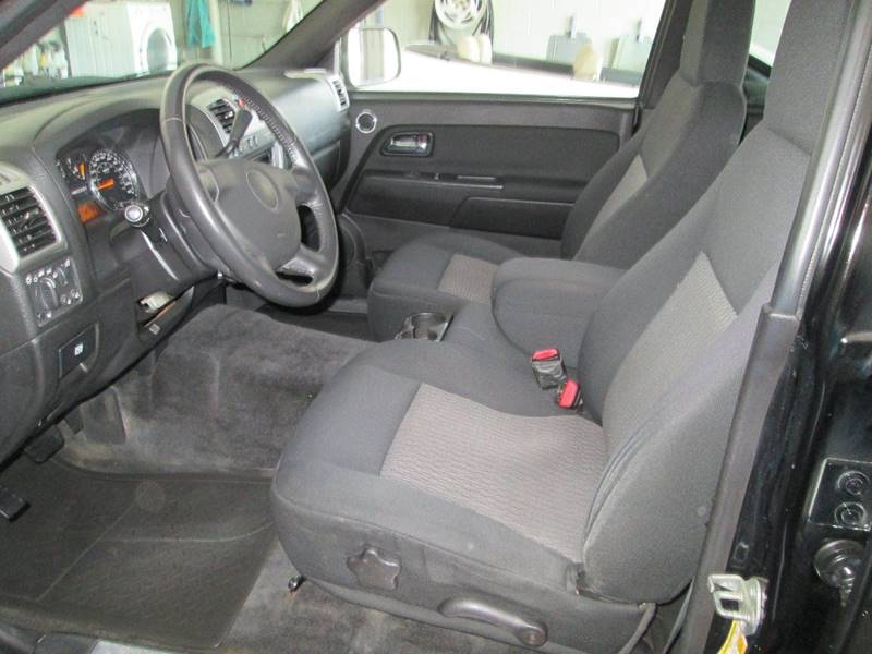 2008 Chevrolet Colorado for sale at Bob's Auto Sales in Canton OH