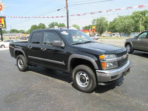 2008 Chevrolet Colorado for sale at Bob's Auto Sales in Canton OH