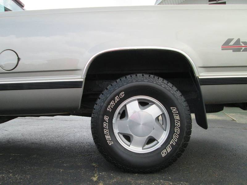 1998 Chevrolet C/K 1500 Series for sale at Bob's Auto Sales in Canton OH
