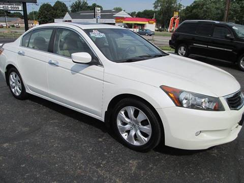 2010 Honda Accord for sale at Bob's Auto Sales in Canton OH